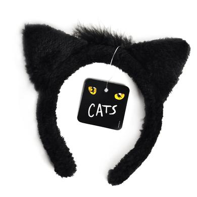 CATS Plush Headband