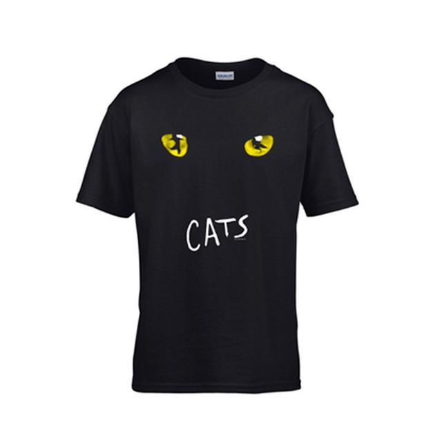 CATS Kids Logo T-shirt