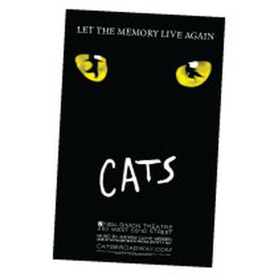 CATS Windowcard Poster