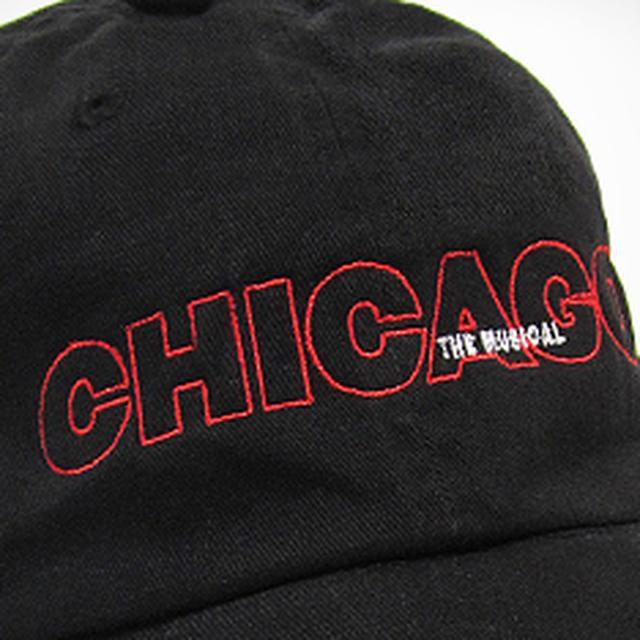Chicago The Musical Baseball Cap