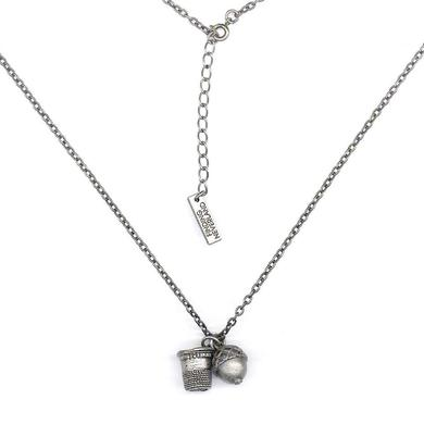 Finding Neverland Acorn Necklace