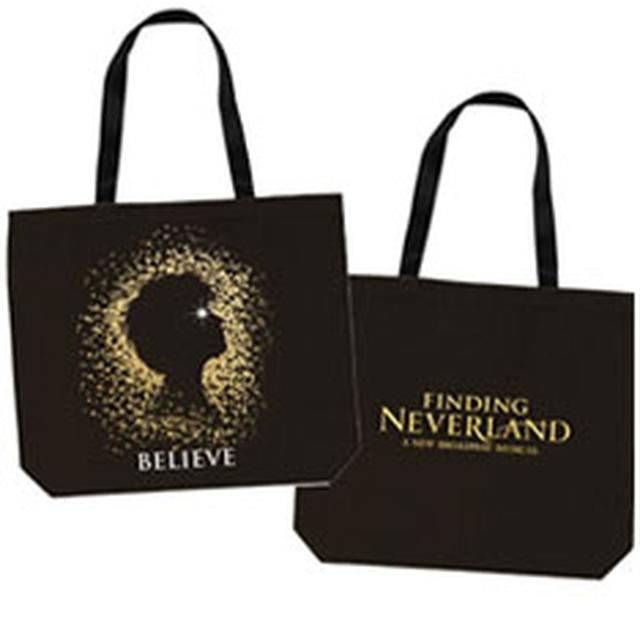 Finding Neverland Tote Bag