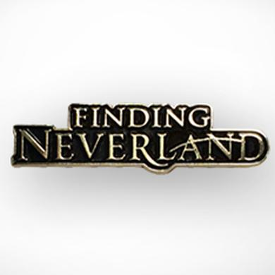 Finding Neverland Lapel Pin