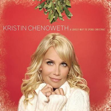 Gentlemans Guide Kristin Chenoweth A Lovely Way to Spend Christmas CD