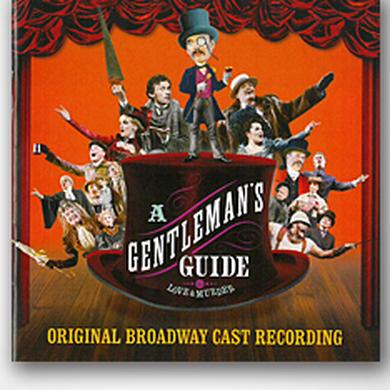 Gentlemans Guide A Gentleman's Guide... Broadway Cast CD