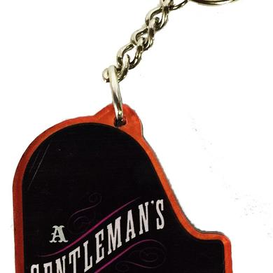 Gentlemans Guide A Gentleman's Guide... Keychain