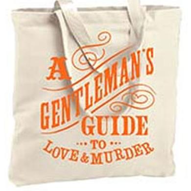 Gentlemans Guide A Gentleman's Guide... Tote bag
