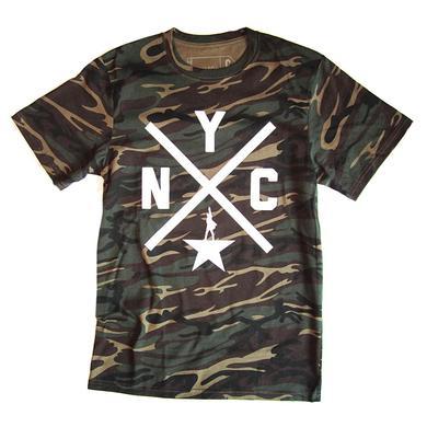 Hamilton NYC X Camo T-Shirt
