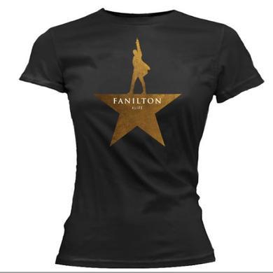 Hamilton Fanilton Ladies Tee