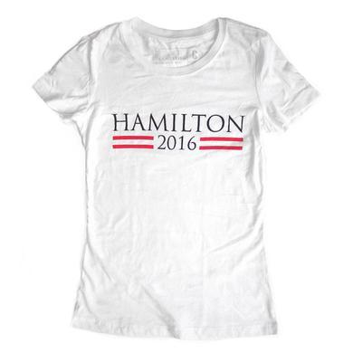 Hamilton 2016 Ladies Tee