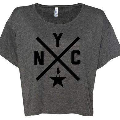 Hamilton NYC X Boxy Ladies Tee
