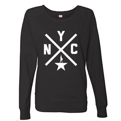 Hamilton NYC X Ladies Crewneck Sweatshirt