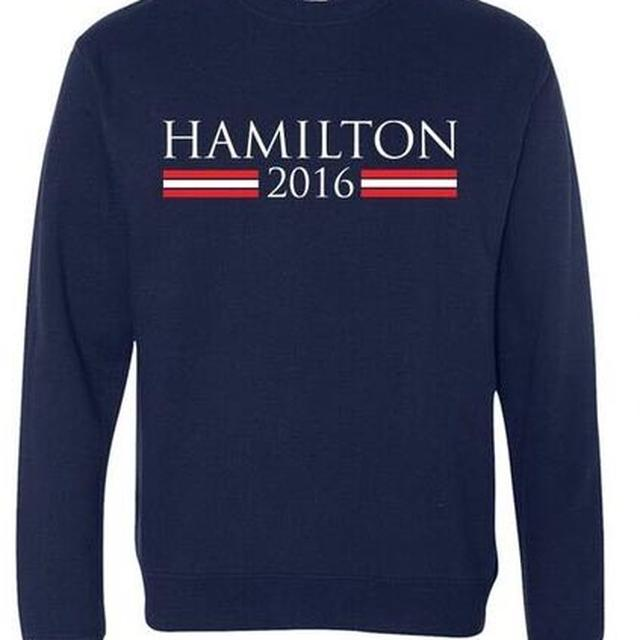 Hamilton 2016 Crewneck Fleece