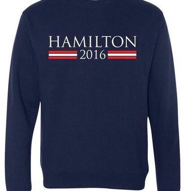 Hamilton 2016 Crewneck Fleece