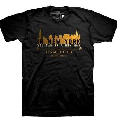 Hamilton New Man T-Shirt