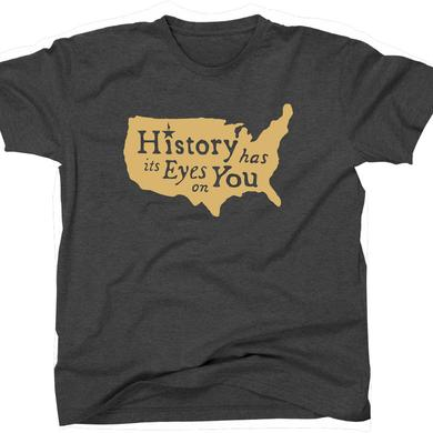 HAMILTON History Has Its Eyes on You – Limited Edition Tee