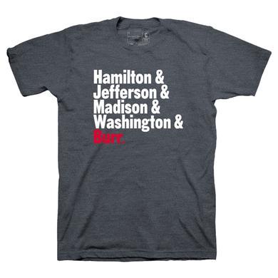 Hamilton Names T-Shirt