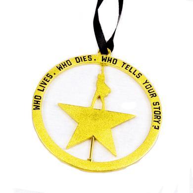 Hamilton Ornament