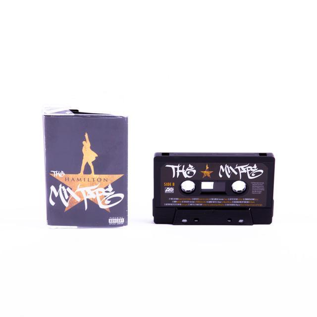 Hamilton Mixtape Cassette