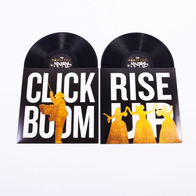 Hamilton Mixtape Vinyl