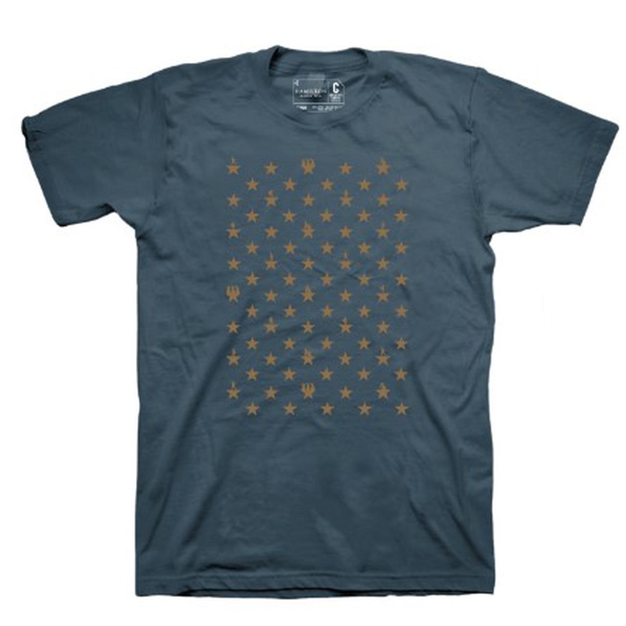 Hamilton san francisco t shirt for San francisco custom shirts