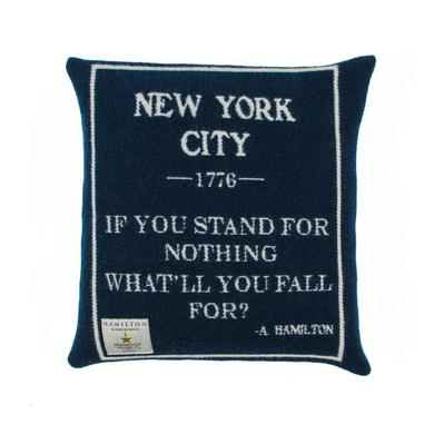 HAMILTON Wool Pillow