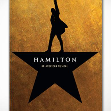 HAMILTON National Tour Souvenir Program Book