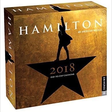 Hamilton 2018 Day Calendar