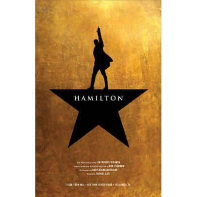 Hamilton Windowcard Costa Mesa