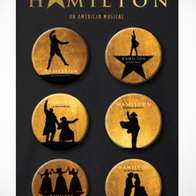 Hamilton Button Set