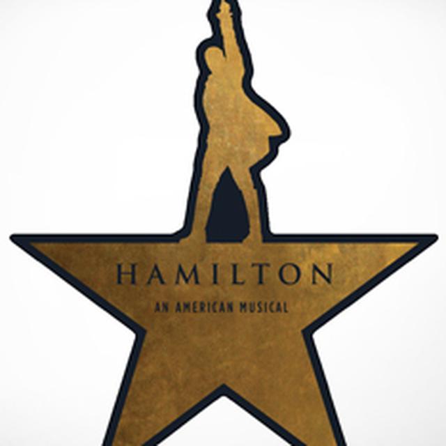 Hamilton Star Magnet