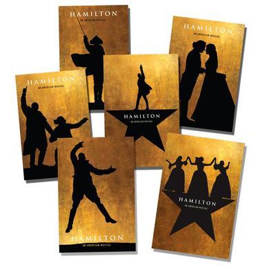Hamilton Postcard Set