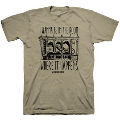 Hamilton In The Room T-Shirt