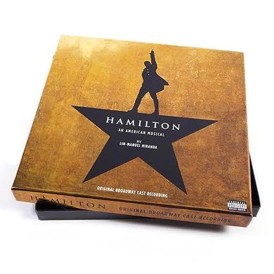 Hamilton 4xLP Vinyl