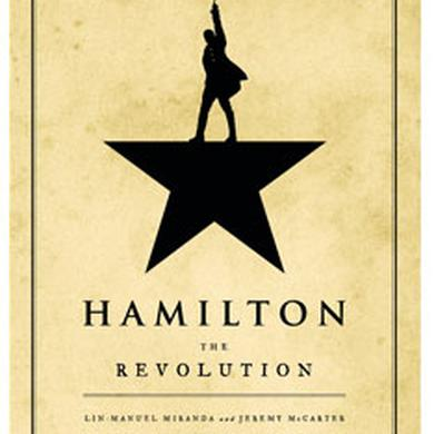 Hamilton The Revolution Hardcover Book