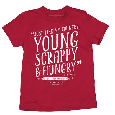Hamilton Young and Scrappy Youth T-Shirt