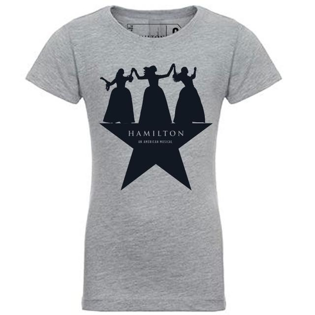 Hamilton Schuyler Sisters - Girls Youth Tee