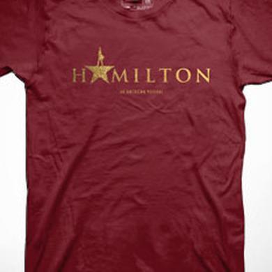 Hamilton Title T-Shirt
