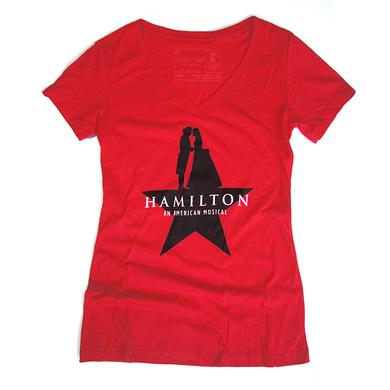 Hamilton Ladies Star V-Neck T-Shirt
