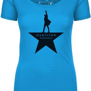 Hamilton Ladies Star T-Shirt