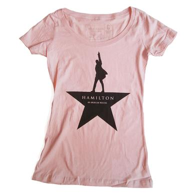 Hamilton Ladies Star T-Shirt