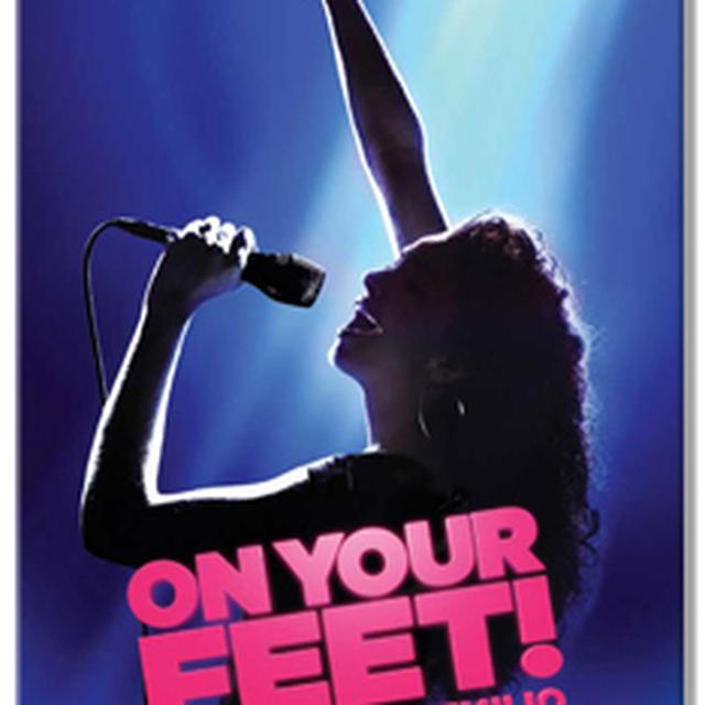 ON YOUR FEET: THE STORY OF EMILIO & GLORIA On Your Feet Souvenir Program Book