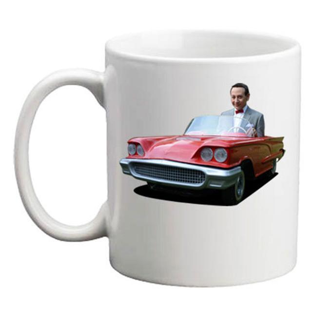Pee-wee Herman Pee-wee's Big Holiday Mug