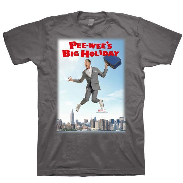 Pee-wee Herman Pee-wee's Big Holiday T-Shirt