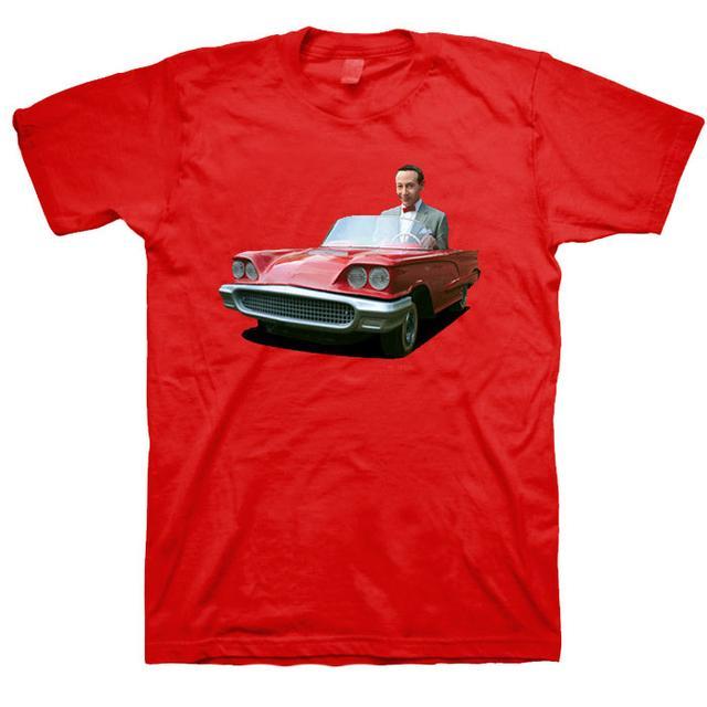 Pee-wee Herman Pee-wee's Mini Car T-Shirt