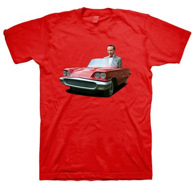 Pee-wee Herman Pee-wee's Mini Car T-Shirt