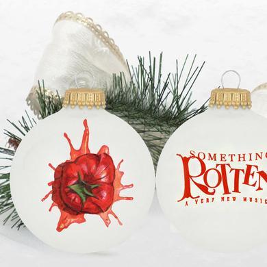 Something Rotten Ornament