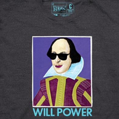 Something Rotten Will Power T-Shirt