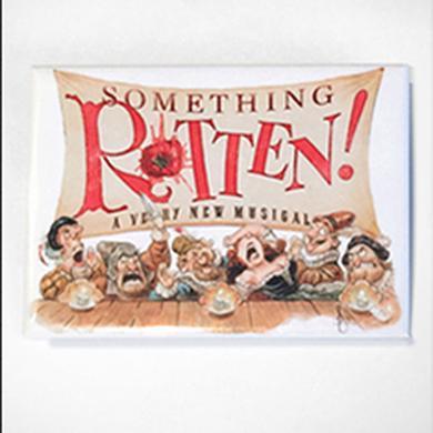 Something Rotten Magnet