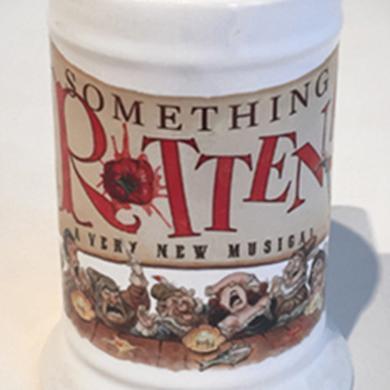 Something Rotten Stein Mug